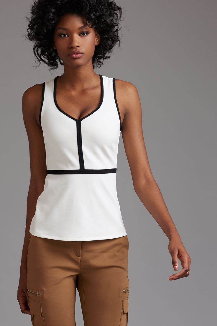 Because all your soft pants and skinny jeans need a gorgeous fitted top to match.