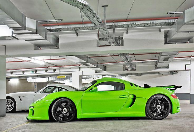 Porsche Ruf CTR 3