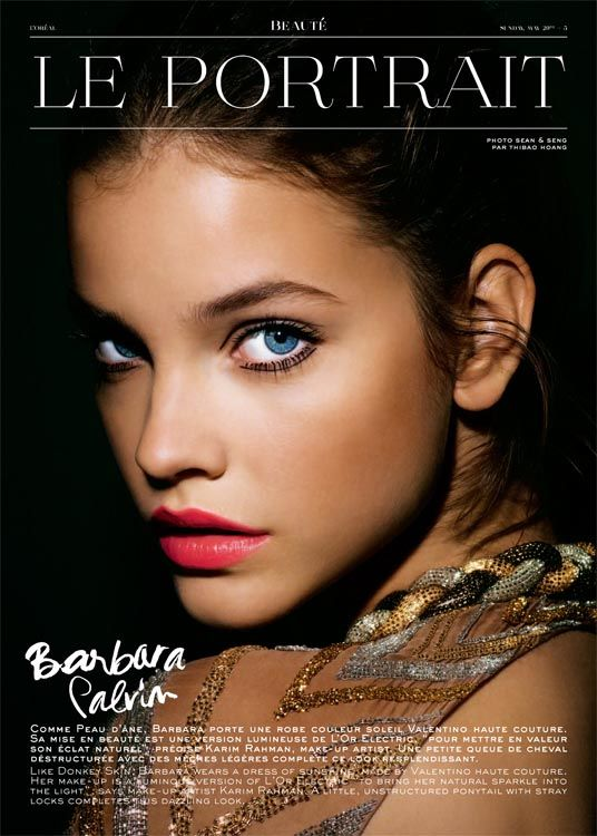 Le Portrait: Barbara Palvin: Face, Fashion, Makeup, Barbara Palvis, Beauty, Barbarapalvin, Eye