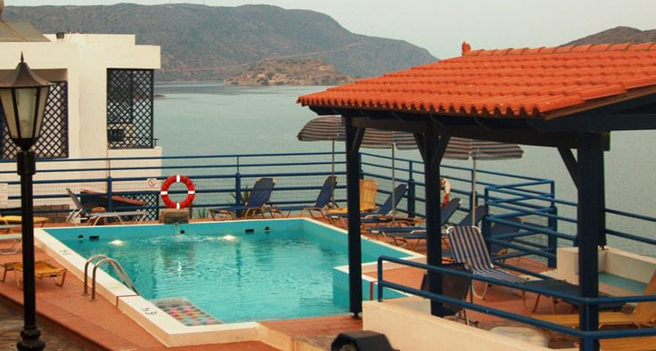 Elounda Apartments, Kavos Bay Apts Elounda. | travelovergreece