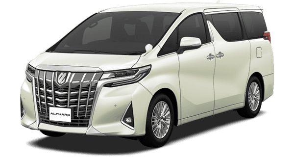 トヨタ アルファード | 価格&グレード | GF/G | トヨタ自動車WEBサイト