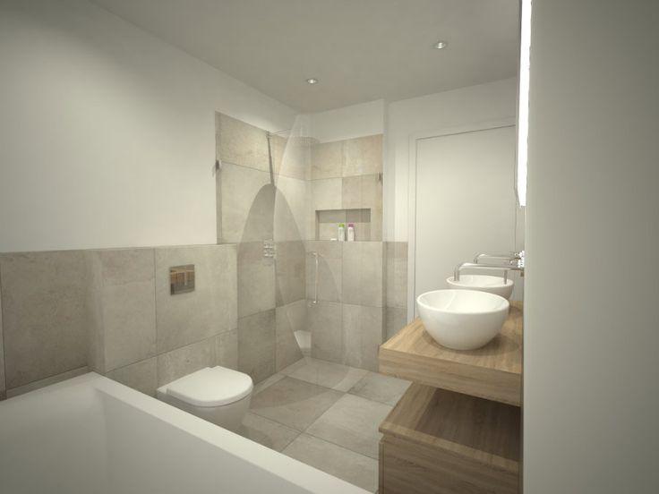25+ beste ideeën over Dubbele wastafel badkamer op Pinterest ...