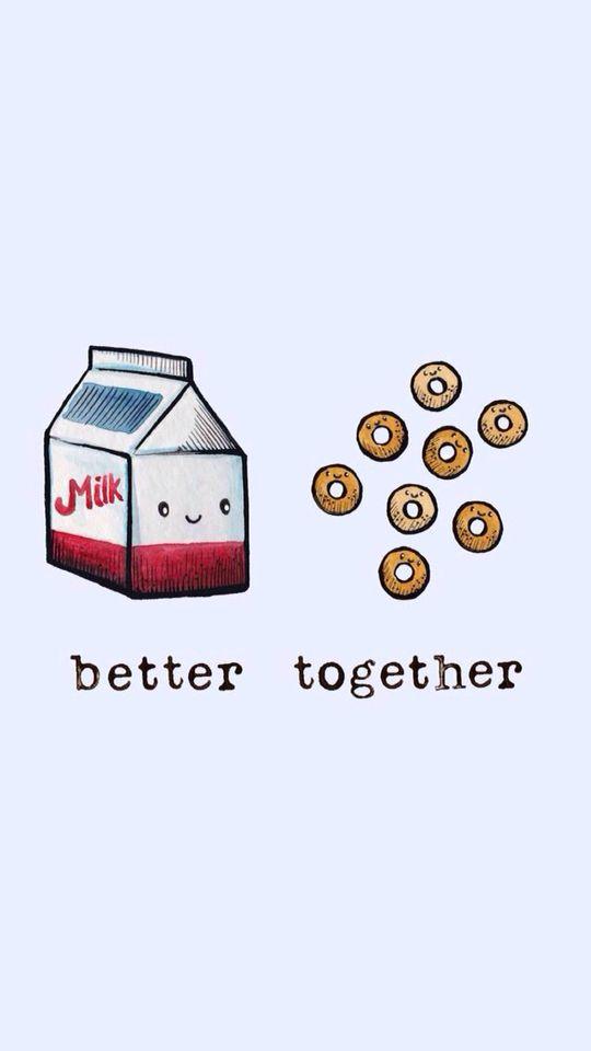 Melhores juntos (wallpaper)                                                                                                                                                                                 More