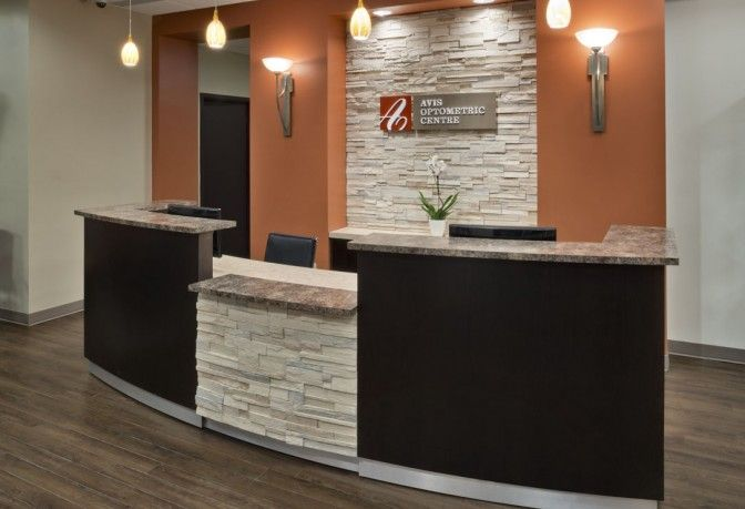 Avis Optometric Centre | Optical Office Design | Barbara Wright Design