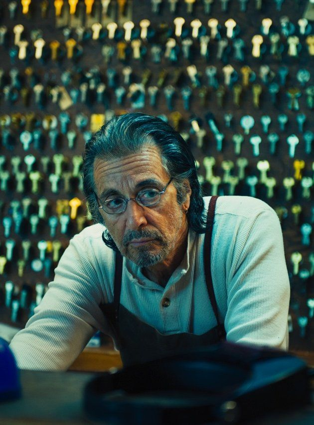 Directed by David Gordon Green.  With Al Pacino, Chris Messina, Holly Hunter, Harmony Korine. A Texas-set story of a locksmith in a small town who never got over the love of his life.