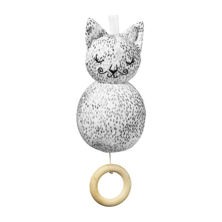 Music Mobile - Dots of Fauna Kitty From Elodie Details HOME COLLECTION, SS18 - The Gilded Garden