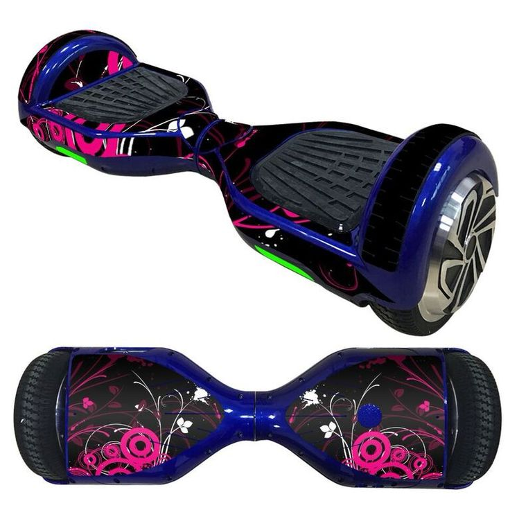 Cool HD Texture Pattern overboard hoverboard 6.5 inch decal skin Self Balancing Scooter