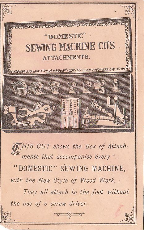 domestic rotary electric sewing machine series 153