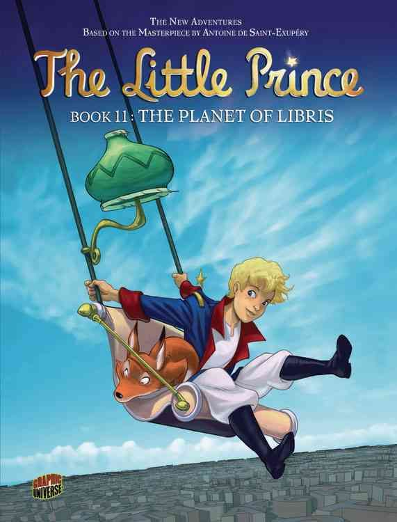 The Little Prince 11: The Planet of Libris