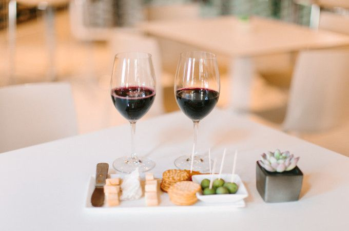 Cork Wine Bar in Dallas, Texas | One of our favorite wine bars in Dallas with a great happy hour!