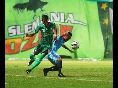 PSS Sleman VS Lampung FC ( 2 - 1 ) Final Divisi Utama LPIS