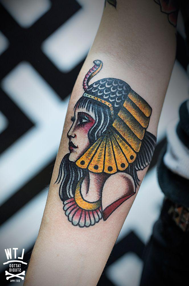 25+ best ideas about Cleopatra tattoo on Pinterest | Egypt ...