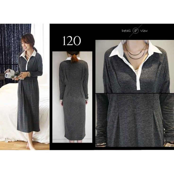 Maxi Dress Grey LD120 Model  100817 Condition  New  LD120 Material cotton length116 sleeve60 bust80-104 Retail price IDR156,000Reseller price IDR117,000 Wholesaler price IDR97