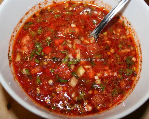 Bostana Avrat Salatası