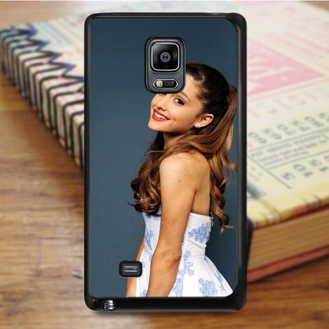 Ariana Grande Smile Cute Samsung Galaxy Note Edge Case