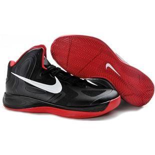Nike Zoom Hyperfuse 2012 Black/Red Sport
