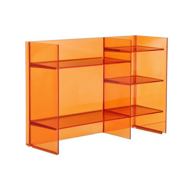 SOUND-RACK STORAGE / DESIGN LUDOVICA+ROBERTO PALOMBA / BY KARTELL / YEAR 2013 | #designbest #interior #furniture #design |