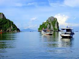 Ha tien, Kien giang, Vietnam