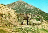 GREECE - Mycenae