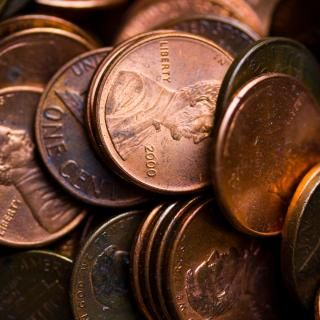 Copper - The Metal that Shaped Our World Money has often been made of copper. The American penny is just the most recent incarnation.