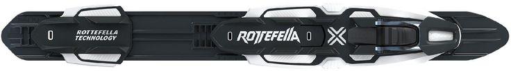 Rottefella Performance Classic NNN NIS Cross-Country Ski Bindings Black/White