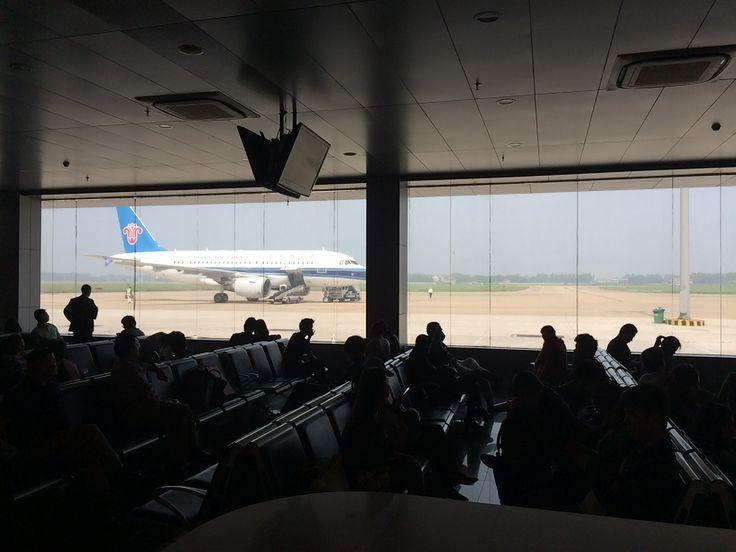 Fuyang Airport, 2015