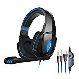 PC Gaming Headset Mictech G4000 Professional 3.5mm Stereo Noise Canelling Headphone with Microphone For Laptop Computer Blueby Mitech Sales Rank in Video Games: 358 (previously unranked)Buy: Rs. 999.00 (Visit the Movers & Shakers in Video Games list for authoritative information on this product's current rank.)