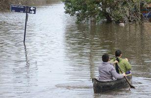 Dramáticas fotos de las inundaciones en Argentina | Argentina