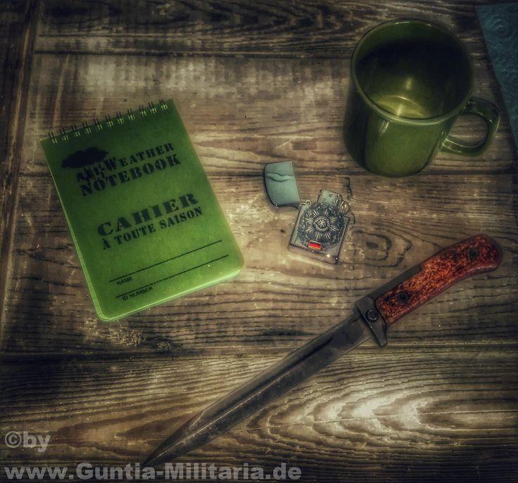 Military and more! Visit us >>> www.Guntia-Militaria-Shop.de