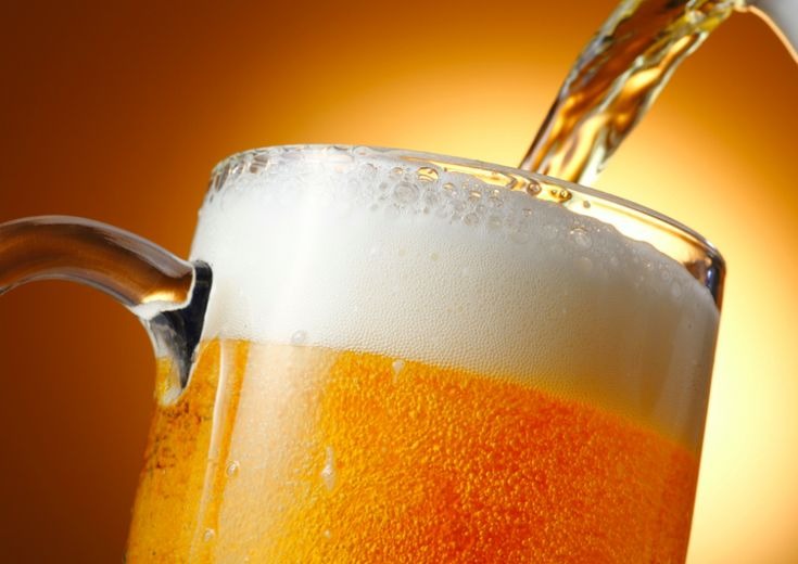 Top 5 benefits of drinking beer