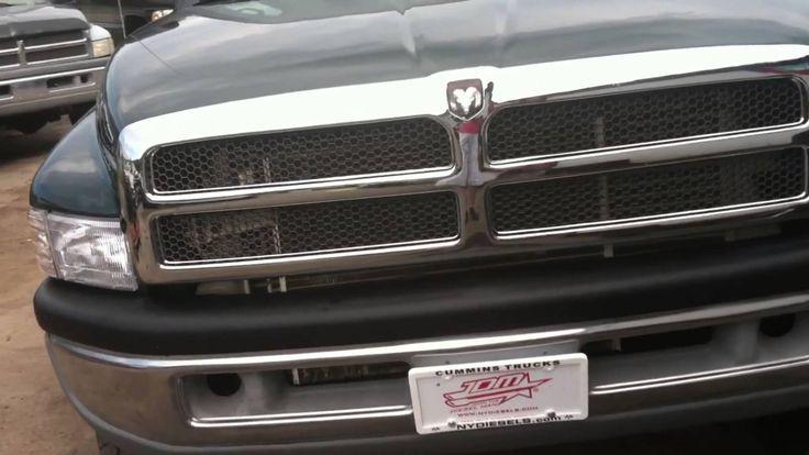 6 speed Cummins 2nd gen dodge diesel for sale so clean