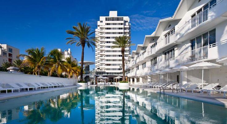 泊ってみたいホテル・HOTEL アメリカ >マイアミ・ビーチ>サウス・ビーチにあるホテル>シェルボーン ビーチ リゾート - サウス ビーチ(Shelborne Wyndham Grand South Beach)