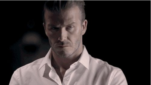 """When he stares into his own eyes and he's like, """"Would you do me?"""" 