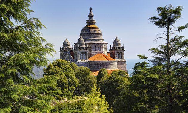 Santa Luzia, el Sacré-Coeur de Portugal