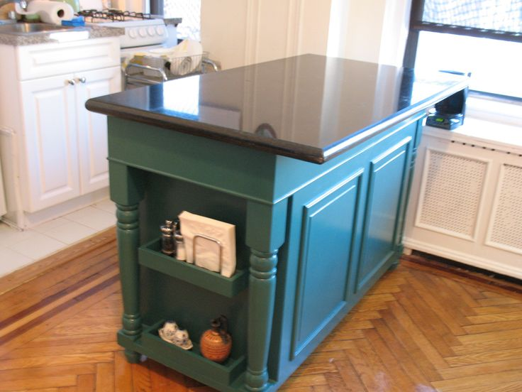 Kitchen Center Table Design