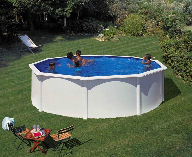 les 25 meilleures id es concernant piscine acier sur pinterest piscine metal pergola acier et. Black Bedroom Furniture Sets. Home Design Ideas