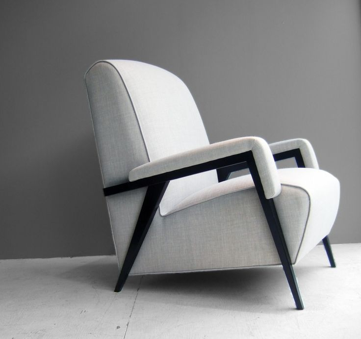 I am in love... 50's style comfy armchair!