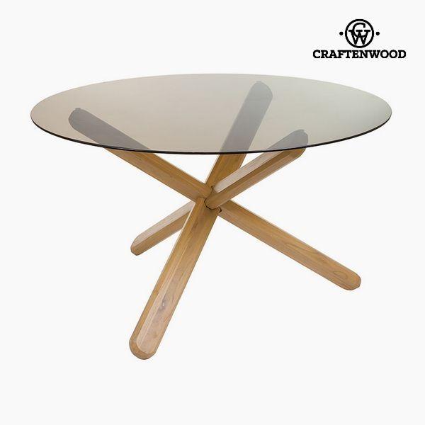 El mejor precio en Hogar 2017 en tu tienda favorita https://www.compraencasa.eu/es/mesas-sillas/90516-mesa-madera-de-mindi-130-x-130-x-79-cm-by-craftenwood.html