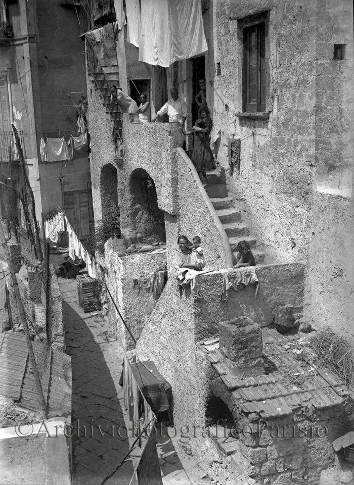 Napoli, Casale di Posillipo  fondo Troncone  1929