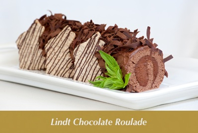 Fancy a Lindt Chocolate Roulade with Excellence Mint Intense? Well here's Thomas' recipe for this decadent dessert including his video tool tip to make making this treat so much easier!    http://www.lindt.com/au/swf/eng/lindt-lovers/recipes/chocolate-connaisseurs/chocolate-roulade/