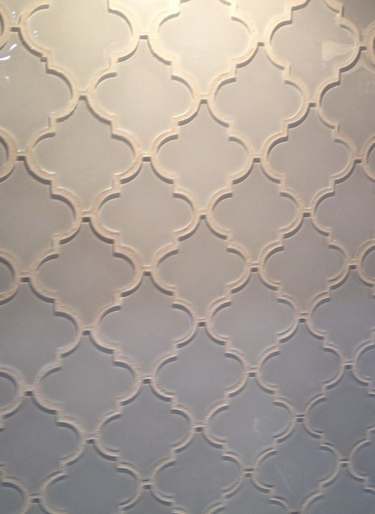 Glass Moroccan Tile The Next House We Build Pinterest