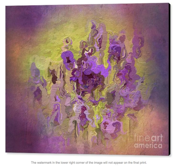 I decided to be adventurous. This piece started out as a simple photo. Then I started adding layers. I'm happy with the result, probably because I like the colour purple. One of the layers is an abstract i had done earlier. I put a soft hole in it to allow the lavender flowers to peek through.