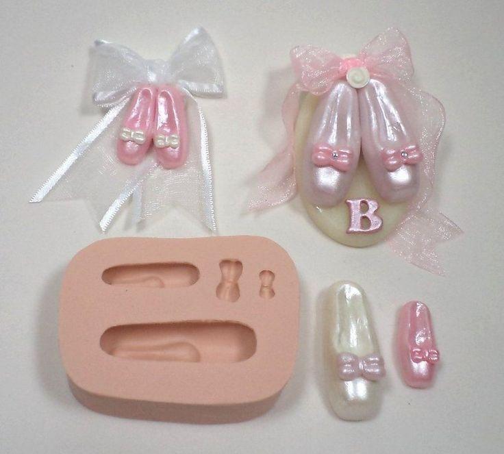 930 - 2 sapatilhas de bailarina - Sueli Ribas