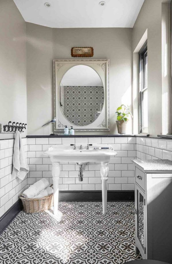 7 Bathroom Tile Ideas Colorful Tiled Bathrooms Victorian