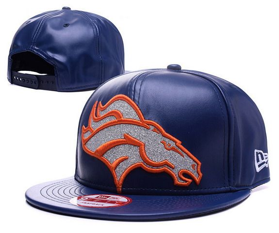 Denver Broncos NFL Leather Snapback Hats|only US$6.00 - follow me to pick up couopons.