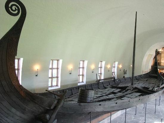 dendrochronologiczne datowanie pochówków ery wikingów w Oseberg Gokstad i nastrojeniu w Norwegii zalety randki z bankierem