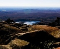 View from Mt. Scott - Witchita Mountains, Oklahoma; best trips I have ever taken.  So beautiful and peaceful.  The place to go if you ever visit Oklahoma <3