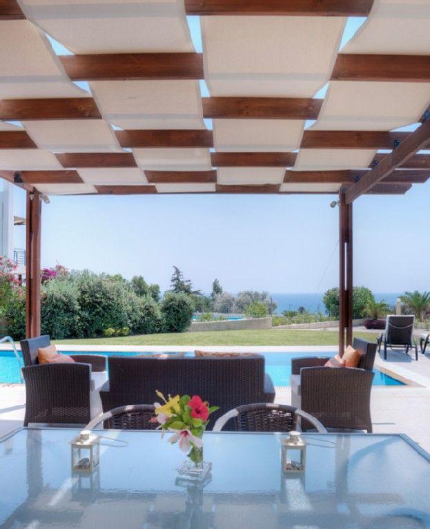 Afandou villa rental - Villa Petalutha Luxury 3 Bedroom Villa with Private Pool in Afandou Rhodes