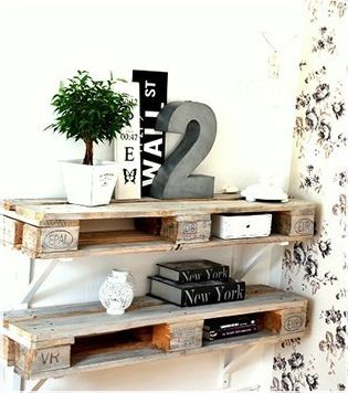 10 Ways to Upcycle Wooden Pallets by Jen Stanbrook