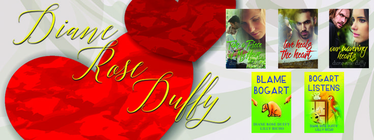 Diane Rose Duffy - Check out her Romance Books and Children's Chapter Books at http://www.amazon.com/Diane-Rose-Duffy/e/B00O2CJBHK/ref